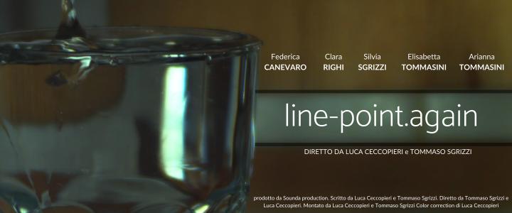 Line - point . again